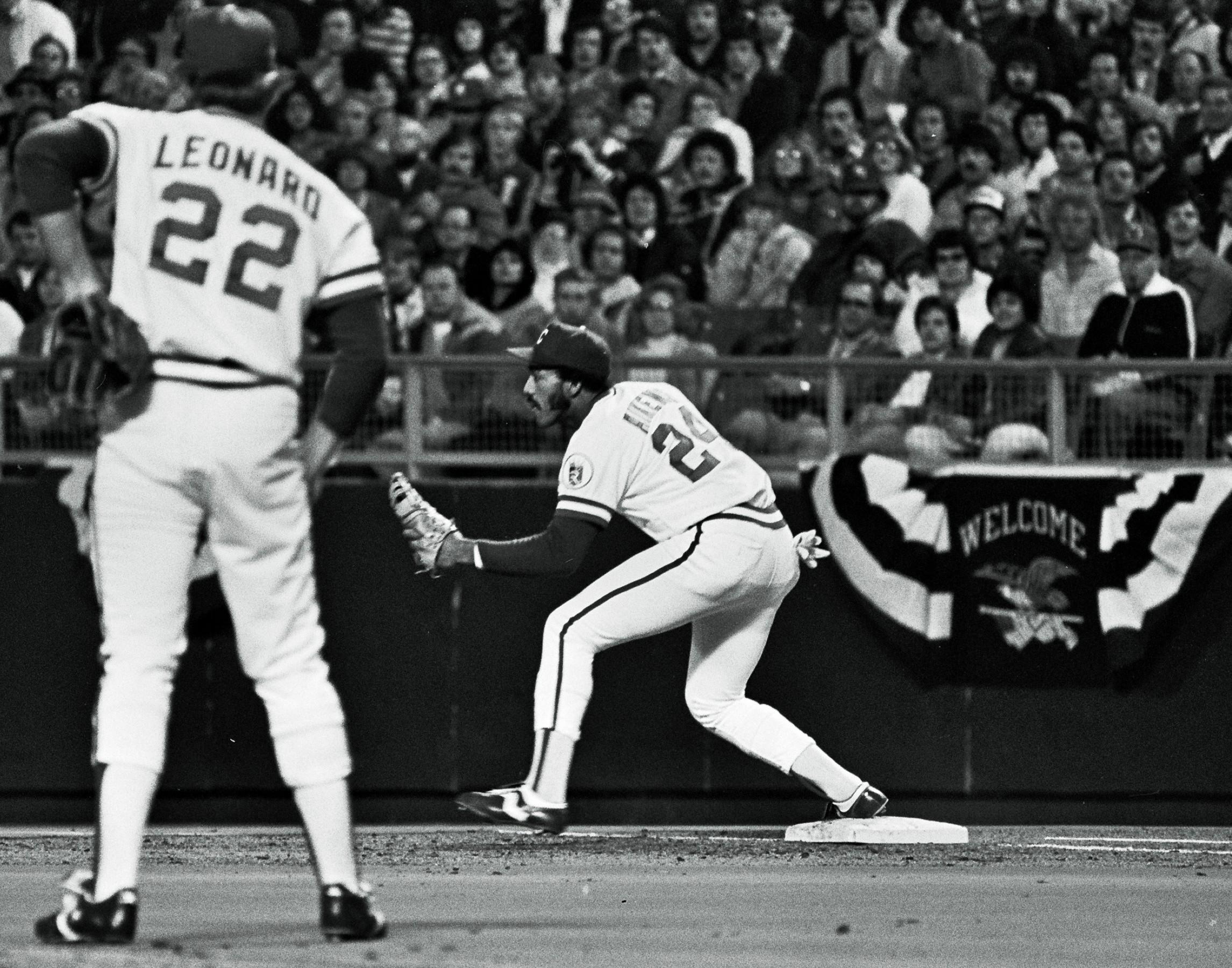 1980 Season Leonard Aikens